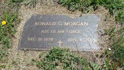 """Ronald G """"Ronnie"""" Morgan"""