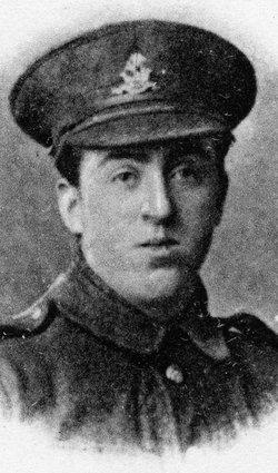 Private Jim Oldroyd