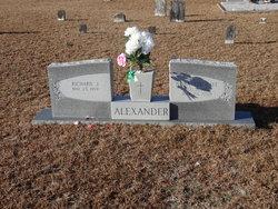 """Nora Lee """"Faye"""" <I>Collins</I> Alexander"""