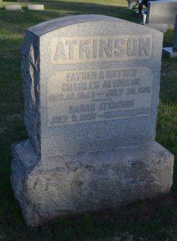 Sarah Catherine <I>Evilsizer</I> Atkinson