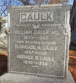 Horace S Caulk