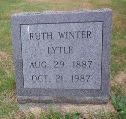 Ruth <I>Winter</I> Lytle