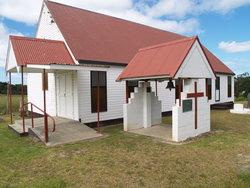 St Andrew's Church Cemetery, Te Kao