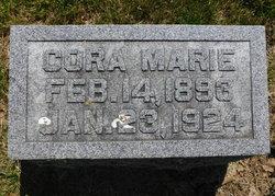 Cora Marie <I>Korthanke</I> Bargfrede