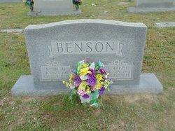 J Ralph Benson