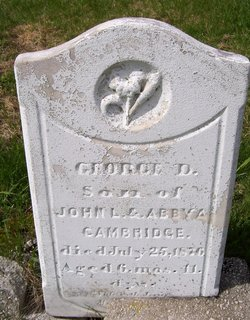 George D Cambridge