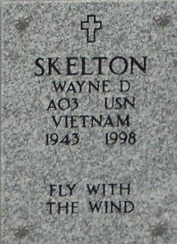 Wayne D Skelton