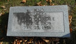 Fred Cordle