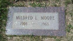 Mildred L Moore