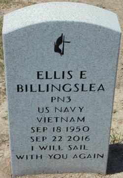 Ellis Earl Billingslea