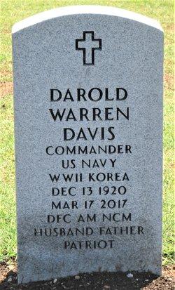 "Darold Warren ""Doc"" Davis"