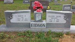 Alvy Fisher Eidson