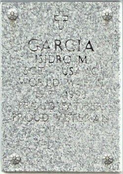 Isidro M Garcia