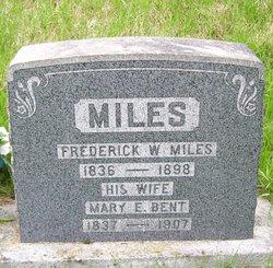 Frederick W Miles