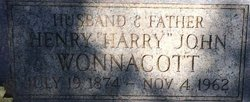 """Henry John """"Harry"""" Wonnacott"""
