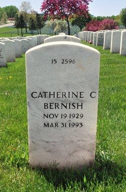 Catherine Cecelia <I>Rihm</I> Bernish