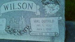 Virl Donald Wilson