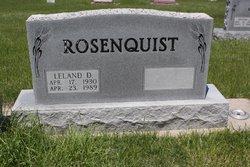 Leland Dwight Rosenquist