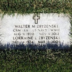 Walter Michael Zbyzenski