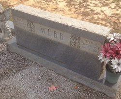 Helen <I>Braddy</I> Webb