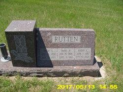 """Peter L. """"P.L."""" Rutten"""