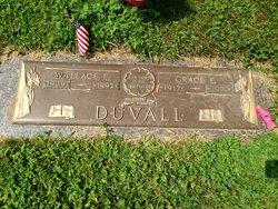 Grace Eva <I>Farrell</I> Duvall