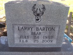 "Larry Lynn ""Bear"" Barton"