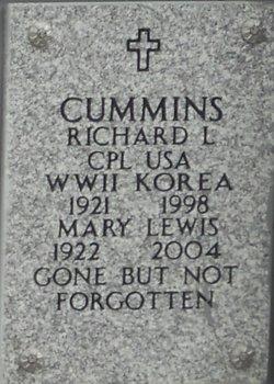 Richard L Cummins