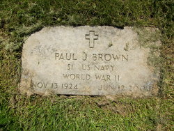 Paul Jerome Brown