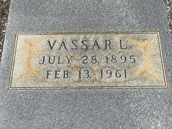 Vassar Leslie Burgess