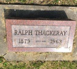 Ralph Thackeray