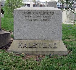 John P Halstead