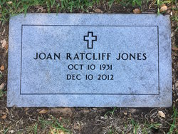 Joan <I>Ratcliff</I> Jones