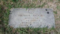 Arthur Douglas Moore