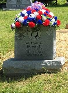 "William Clint ""Bill"" Howard"