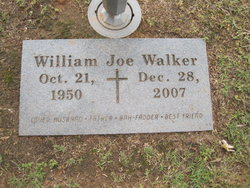 "William Joe ""Bill"" Walker"