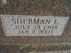 Sherman E Allen