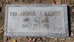Rev Arthur Joseph Racette