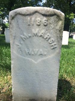 James M Marsh