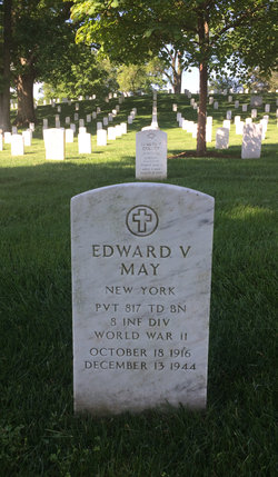 Pvt Edward V May