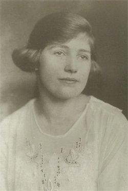 """Mabel Gertrude """"Gertie"""" <I>Black</I> Awkerman"""