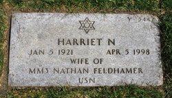 Harriet N Feldhamer