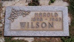 "Harold ""Skinny"" Wilson"