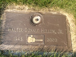 "Walter Donald ""Donnie"" Hellum, Jr."