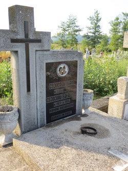 Boris Cojocaru (1921-Unknown) - Find A Grave Memorial