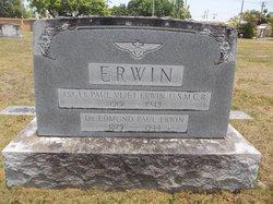 """1LT Paul Vliet Bowersox """"Vliet"""" Erwin"""