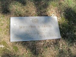 Willard A Akins