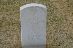 Gerald Bolles