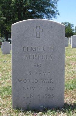 Elmer H Bertels