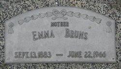 Emma Louise <I>Lisette</I> Bruns
